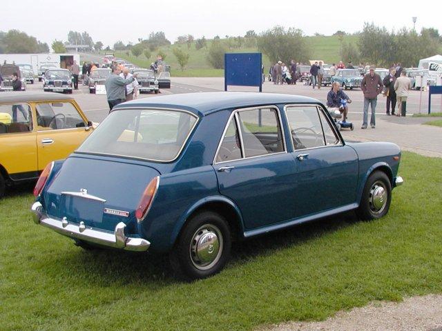 Austin 1300 Plastic Bodied Prototype