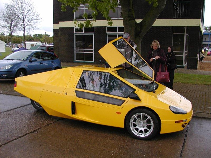 Stoneleigh Kit Car Show  Photos
